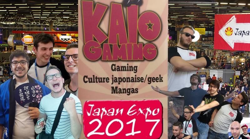 Japan expo 2017 kaio gaming for Adresse metz expo