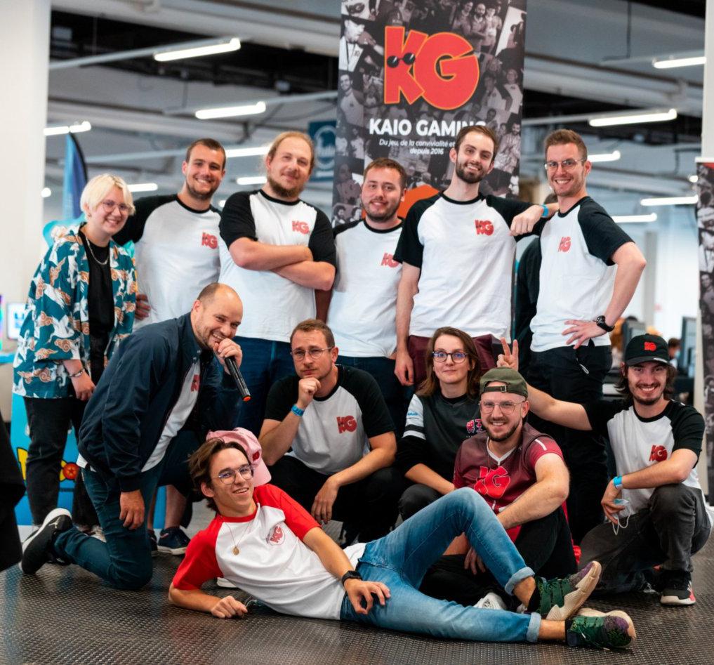Equipe Kaio Gaming 2021 - Salon Metztorii 2021